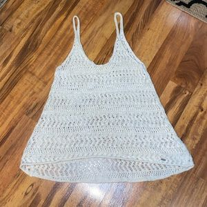 Hollister: Knit Bathing Suit Cover